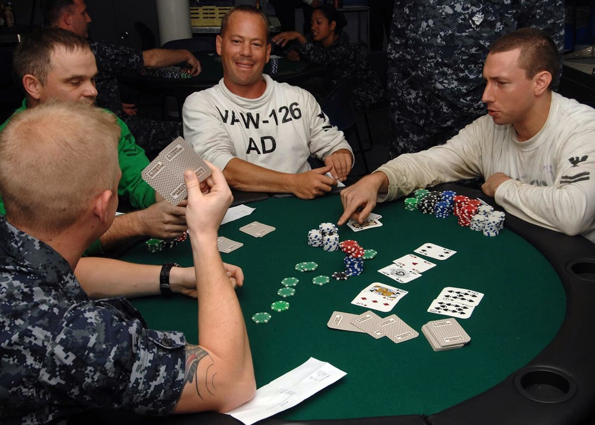 Poker played tournaments