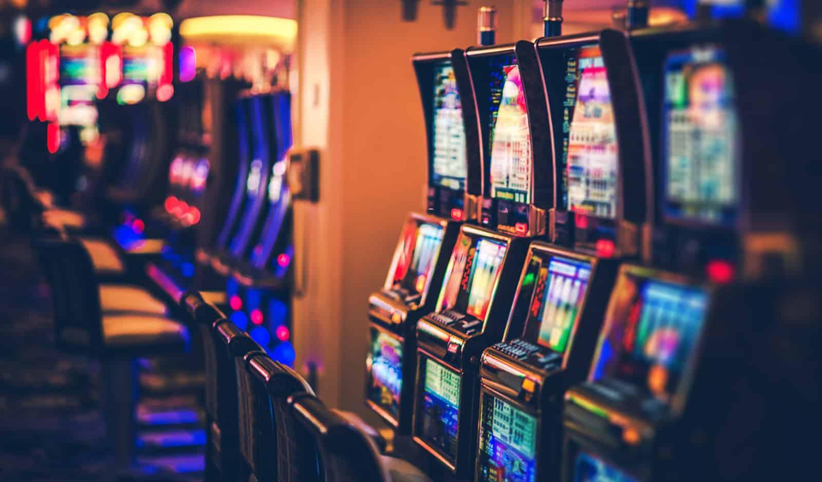 Real game slots